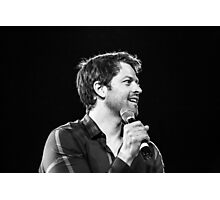 Misha Collins // Jus In Bello 5, 2014 Photographic Print