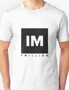 1 million dance studio Unisex T-Shirt