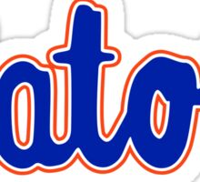 Florida Gators - University of Florida - UF Sticker