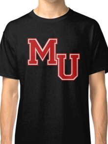 Mars 2030 - The University Of Mars Classic T-Shirt