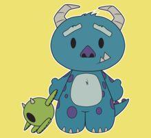 Hello Monster Kids Tee