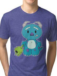Hello Monster Tri-blend T-Shirt