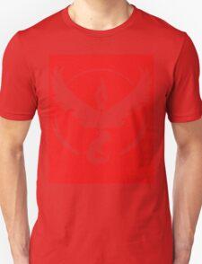 Team Valor Word Pattern Unisex T-Shirt