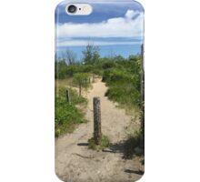 Sandy  Path iPhone Case/Skin