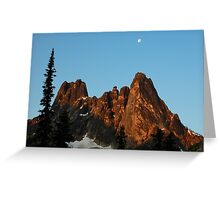 North Cascades National Park Greeting Card