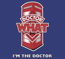 Doctor What by 91design