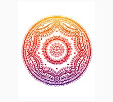 Circle Design - Rainbow Unisex T-Shirt