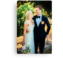 Eight Summer Weddings Part 2 Canvas Print