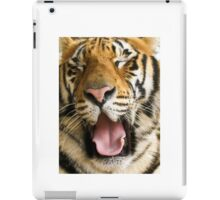 717 panthera Tigris iPad Case/Skin