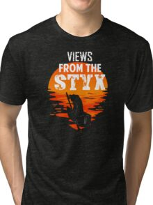 Views from The Styx Tri-blend T-Shirt
