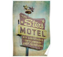 The Stars Motel Poster