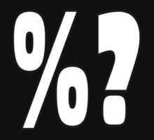 %? One Piece - Short Sleeve