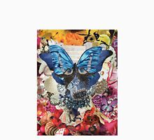 Gilded Butterfly Collage Classic T-Shirt