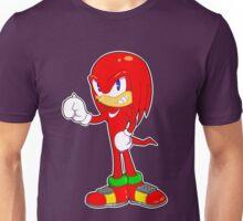 Mini Knuckles The Echidna Unisex T-Shirt