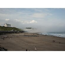 Scarborough Sea Fret 2 Photographic Print