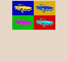 1962 Chevrolet Corvette Convertible Pop Art Unisex T-Shirt