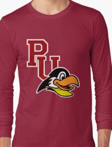 Pennbrook University Penguins Long Sleeve T-Shirt