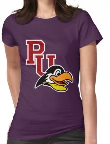 Pennbrook University Penguins Womens Fitted T-Shirt