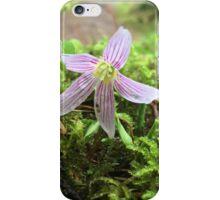 Northwest Oregon Flower iPhone Case/Skin