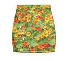Flower Power Mini Skirt