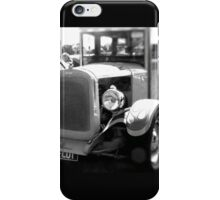 Old Chevy Hot Rod iPhone Case/Skin