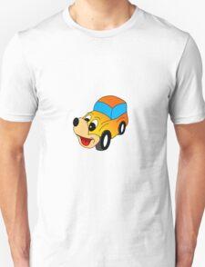 happy car Unisex T-Shirt