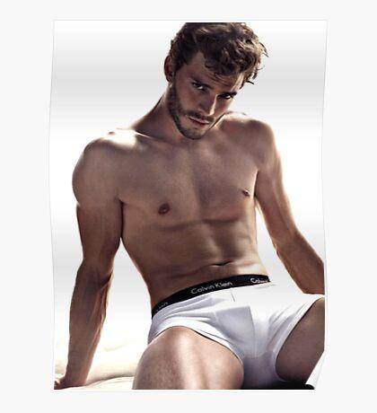 Jamie Dornan Shirtless Poster