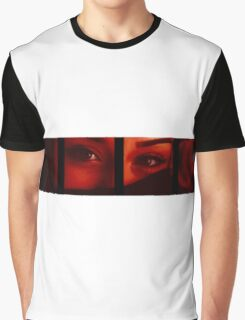 Red Girl Graphic Graphic T-Shirt