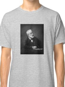 Jules Verne - Father of Science Fiction Classic T-Shirt
