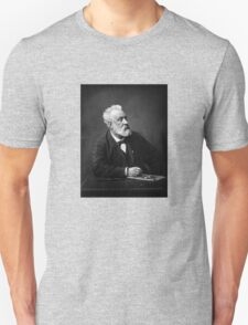 Jules Verne - Father of Science Fiction Unisex T-Shirt
