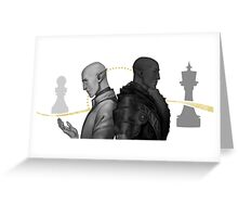 Your Move -Solas Greeting Card
