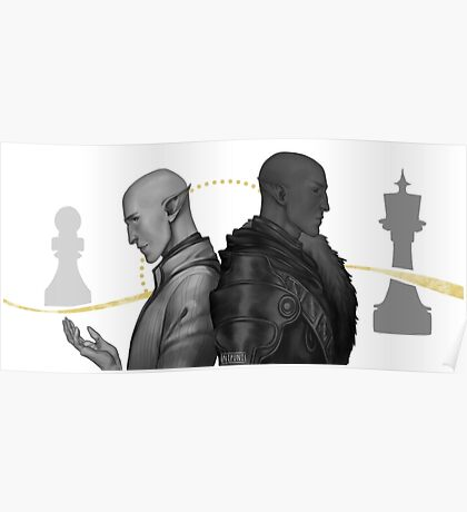 Your Move -Solas Poster