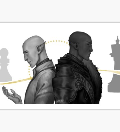 Your Move -Solas Sticker