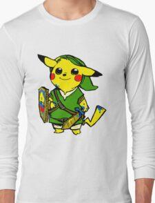 BRZ Pikalink 892 Long Sleeve T-Shirt