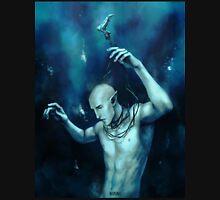 Oceans so deep, he will drown in his sleep Unisex T-Shirt