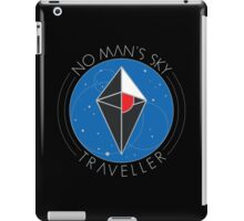 No Man's Sky Traveller iPad Case/Skin