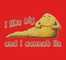 I Like Big Hutts and I Cannot Lie T-Shirt