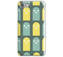 The not so scary ghosts iPhone Case/Skin