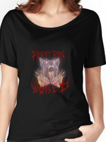 Doggy Dog World Metal Band Women's Relaxed Fit T-Shirt