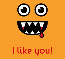 I like you! (Vampire) Unisex T-Shirt