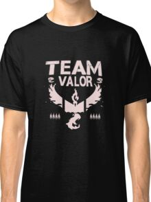 Pokemon Go #TeamValor #ValorClub (Bullet Club and #TheClub inspired) Classic T-Shirt
