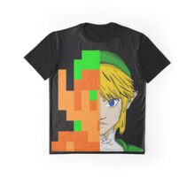 Between Worlds Graphic T-Shirt