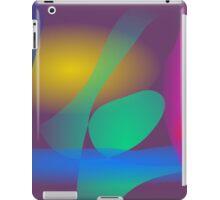 Abstract Balance iPad Case/Skin