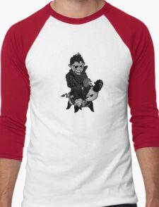 Bad and Furious Men's Baseball ¾ T-Shirt