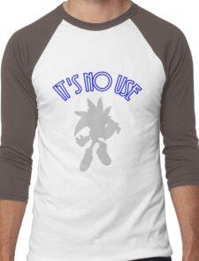 It's No Use Men's Baseball ¾ T-Shirt