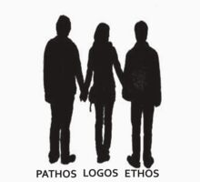 The Golden Trio-Elements of Persuasion Kids Tee