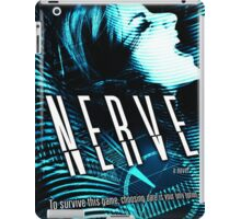 Nerve T-shirt iPad Case/Skin