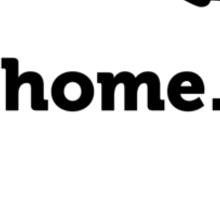 Nebraska. Home. Sticker