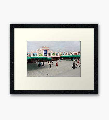 Ramoji Films Framed Print