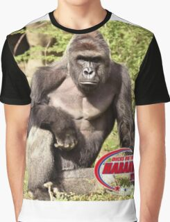 Dicks out for Harambe Movement 2016 Graphic T-Shirt